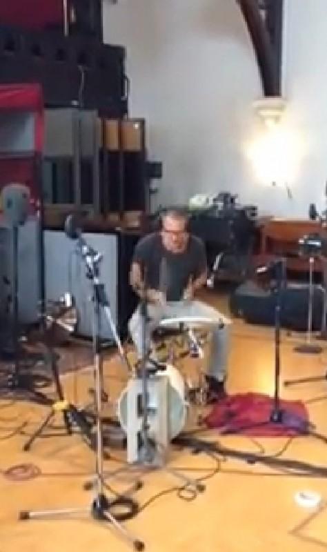 Bruce Drumming