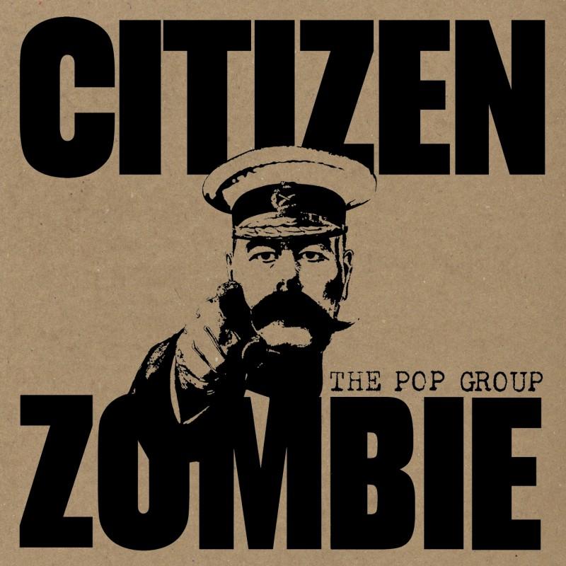 Citizen Zombie Artwork