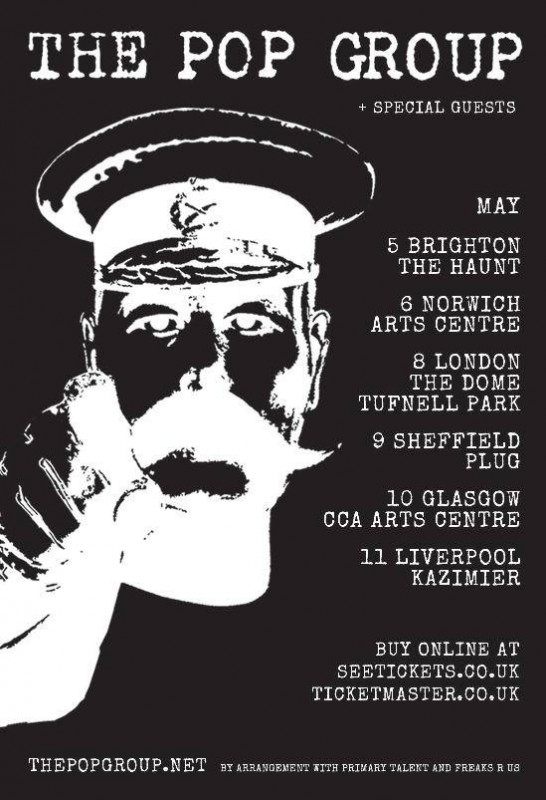 UK Tour, May 2015